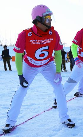 スポーツ雪合戦®のスタイル